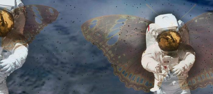 SchmetterlingAstronaut